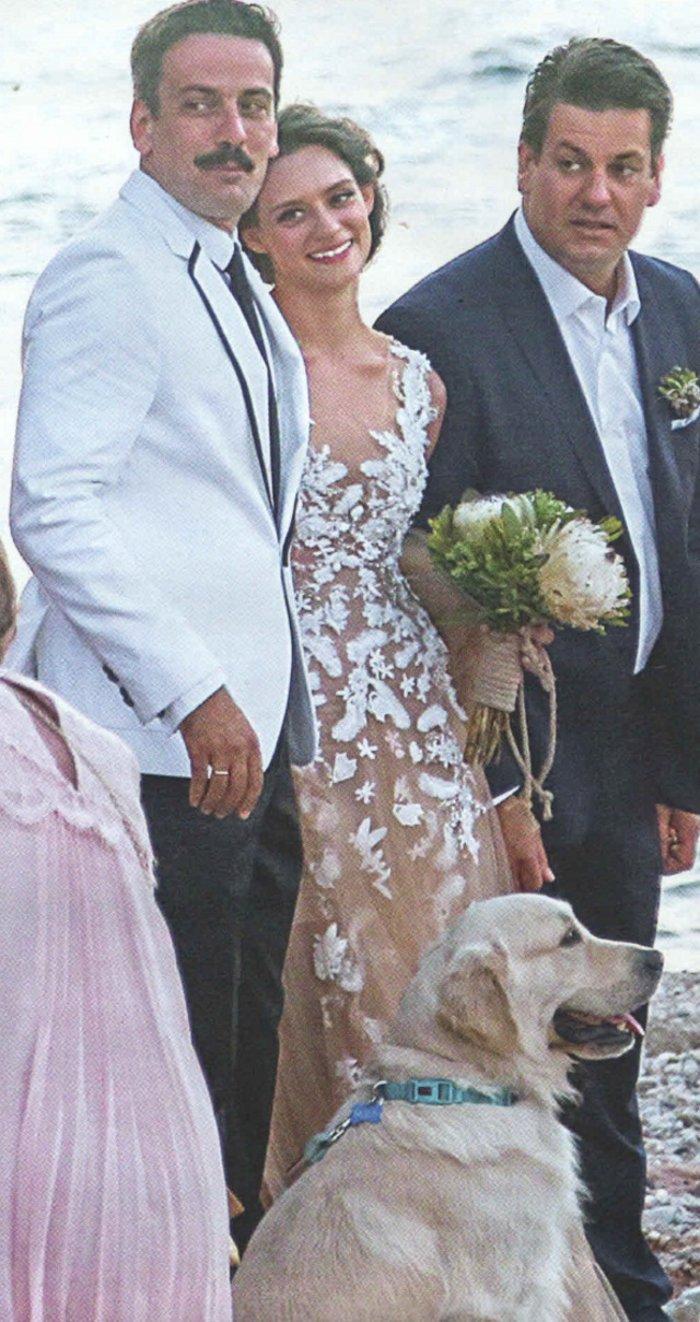 Η σπάνια εμφάνιση του Τόνι Σφήνου με την όμορφη σύζυγό του [Εικόνα] - εικόνα 3