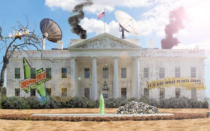 Απίστευτο:Αυτός είναι ο Λευκός Οίκος του Ντόναλντ Τραμπ - εικόνα 5