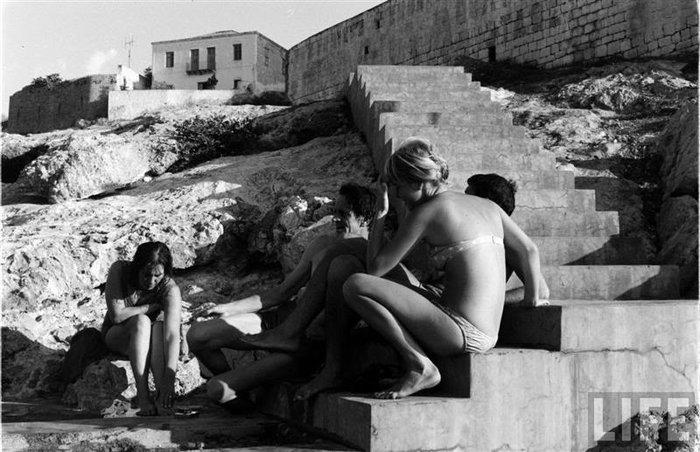 Τα χρόνια της αθωότητας του Λέοναρντ Κοέν στην Υδρα - εικόνα 5