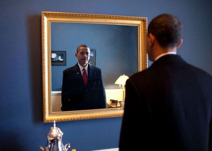 Οι 30 πιο απρόβλεπτες φωτογραφίες του Μπαράκ Ομπάμα - εικόνα 7