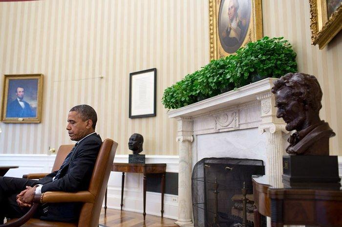 Οι 30 πιο απρόβλεπτες φωτογραφίες του Μπαράκ Ομπάμα - εικόνα 10