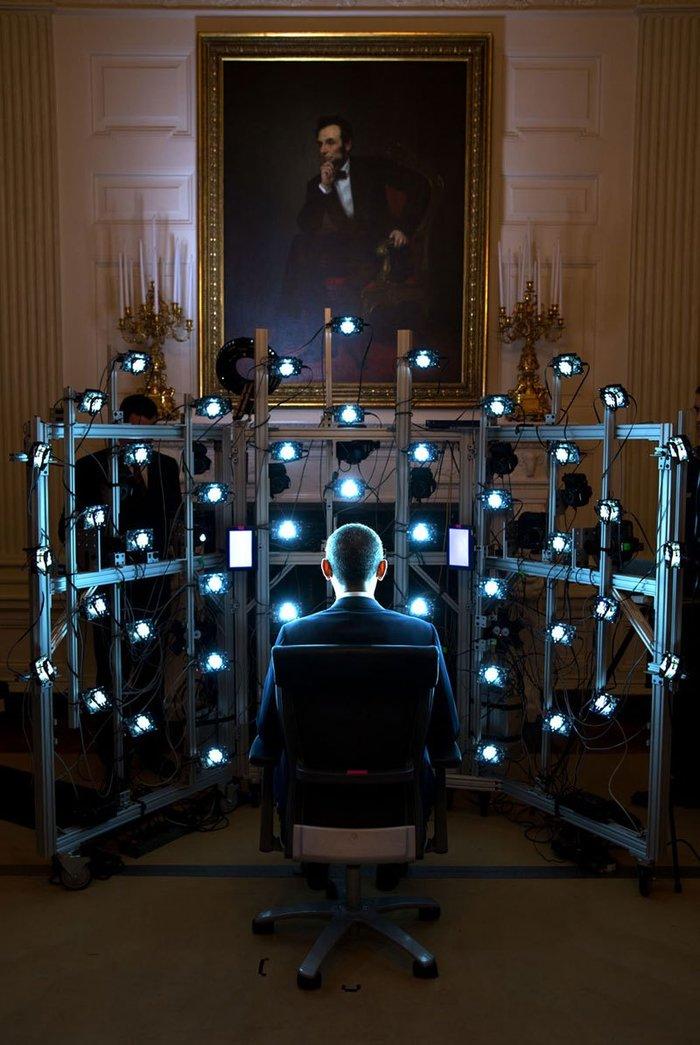 Οι 30 πιο απρόβλεπτες φωτογραφίες του Μπαράκ Ομπάμα - εικόνα 29