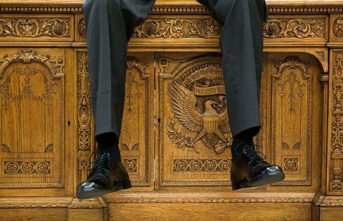 Οι 30 πιο απρόβλεπτες φωτογραφίες του Μπαράκ Ομπάμα - εικόνα 30