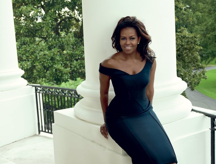 Η Μ.Ομπάμα στη Vogue:«Αντίο» σε Λευκό Οίκο με μια συγκλονιστική φωτογράφηση - εικόνα 2