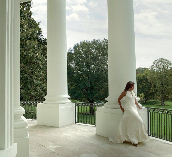 Η Μ.Ομπάμα στη Vogue:«Αντίο» σε Λευκό Οίκο με μια συγκλονιστική φωτογράφηση - εικόνα 3