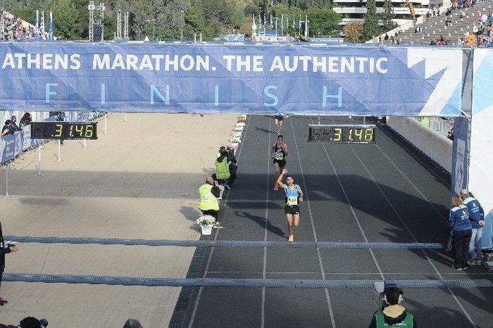 O Kενυάτης Λουμπουάν πρώτος στον 34ο Μαραθώνιο της Αθήνας - εικόνα 6