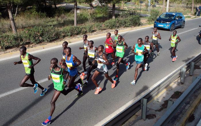O Kενυάτης Λουμπουάν πρώτος στον 34ο Μαραθώνιο της Αθήνας - εικόνα 3