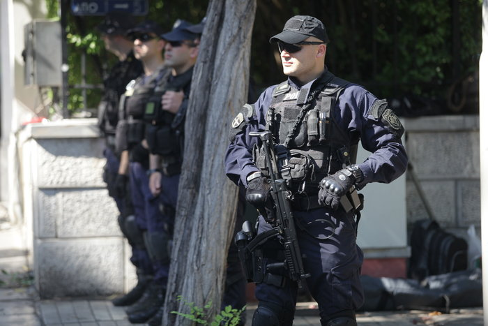 """""""Οχυρό"""" η Αθήνα για την επίσκεψη Ομπάμα - Το σχέδιο της ΕΛΑΣ"""