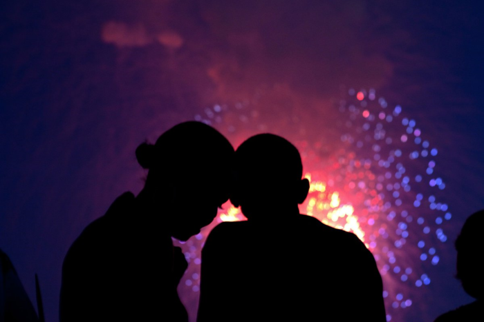 Μπαράκ και Μισέλ: Ενα love story μέσα από 12 καρέ - εικόνα 12
