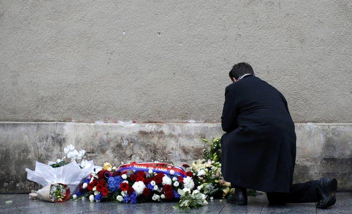 Παρίσι: Ημέρα μνήμης για τα θύματα της τρομοκρατίας