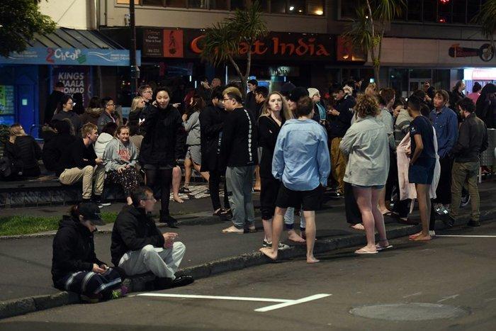 Ισχυρός σεισμός 7,8 Ρίχτερ στη Νέα Ζηλανδία με δύο νεκρούς - εικόνα 2