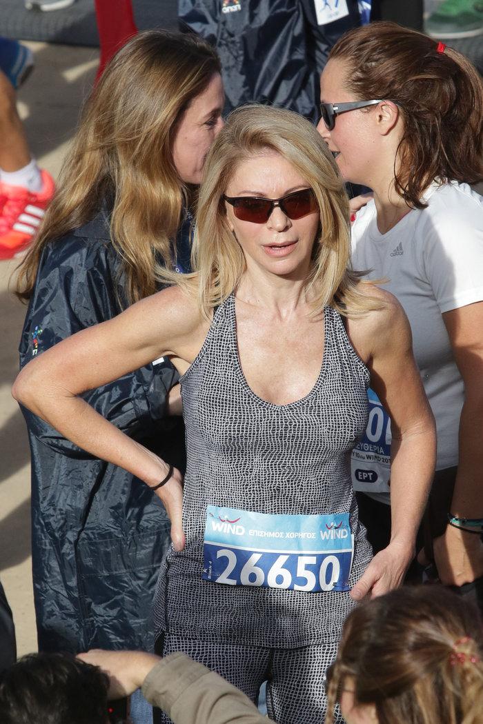 Η Έλλη Στάη στον 34ο Μαραθώνιο: «Προπονήθηκε» για το TheTOC Merrython - εικόνα 2