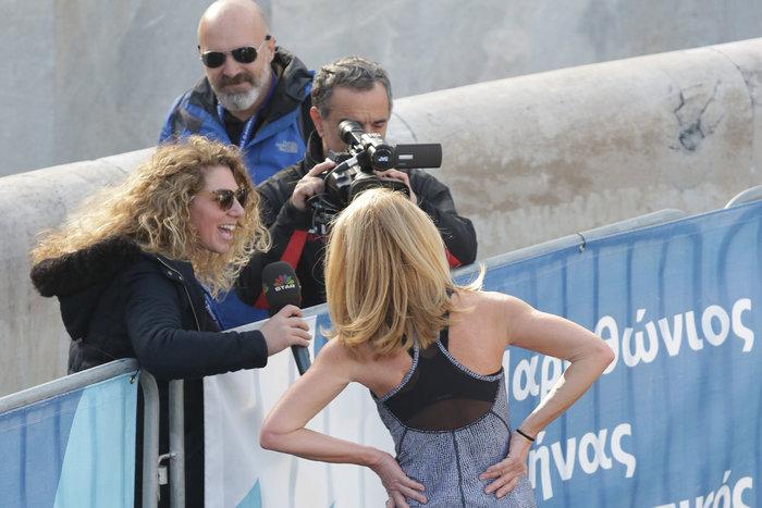 Η Έλλη Στάη στον 34ο Μαραθώνιο: «Προπονήθηκε» για το TheTOC Merrython - εικόνα 4
