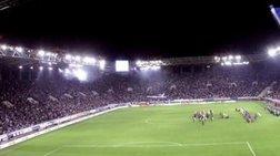 Επεισόδια πριν τον αγώνα της Εθνικής: Χτυπήθηκε βόσνιος οπαδός