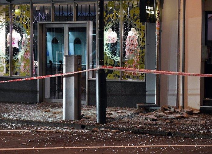 Δύο νεκροί και ζημιές 2 δισ. από τον σεισμό των 7,8 Ρίχτερ - εικόνα 3