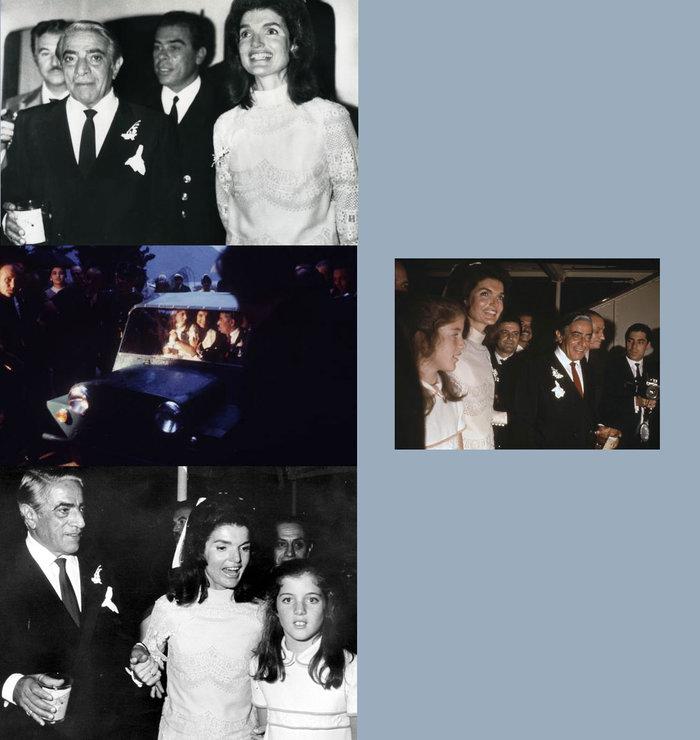 Από το Photobook - Aristotle Onassis and Jackie' wedding του 'Ελιου Πατρονικόλα