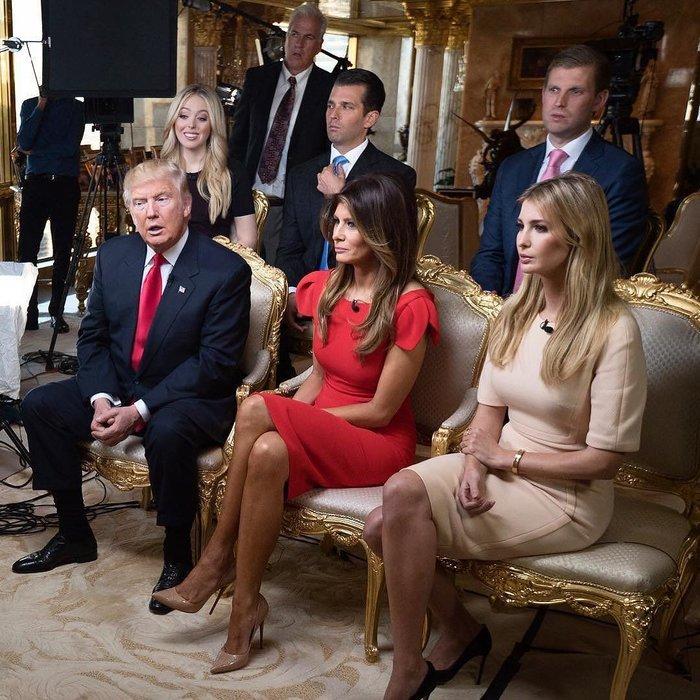 Η οικογένεια Τραμπ