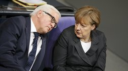 Η Μέρκελ πρότεινε τον Στάινμάγερ για την προεδρία της Γερμανίας