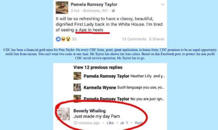 Σάλος για το ρατσιστικό σχόλιο γυναικών κατά της Μισέλ Ομπάμα