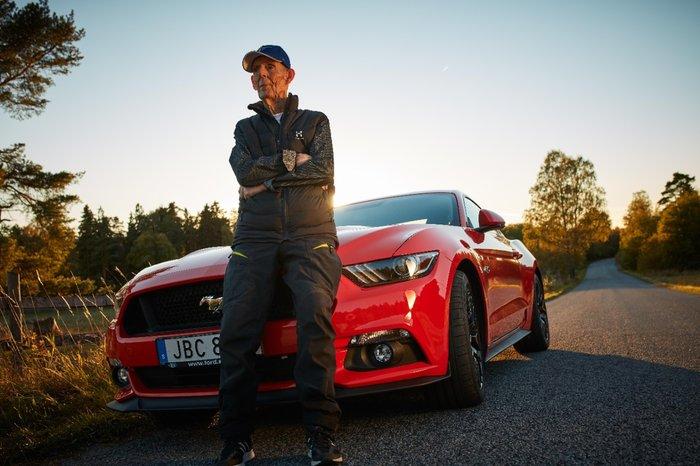Δες τι αυτοκίνητο οδηγεί ο πιο cool 97χρονος στον πλανήτη - εικόνα 4