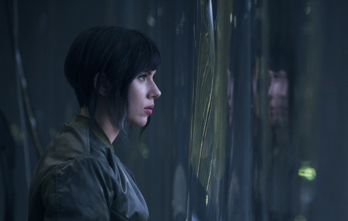 Αγνώριστη η Σκάρλετ Γιόχανσον στη νέα της ταινία ως άνθρωπος - ρομπότ