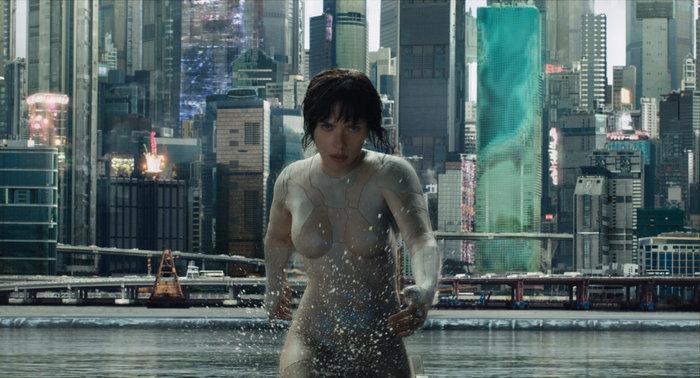 Αγνώριστη η Σκάρλετ Γιόχανσον στη νέα της ταινία ως άνθρωπος - ρομπότ - εικόνα 4