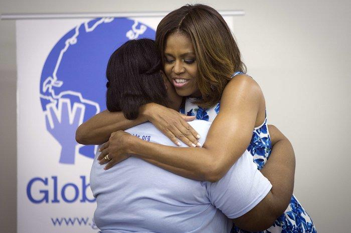 Kύμα οργής για το ρατσιστικό σχόλιο για τη Μισέλ Ομπάμα - εικόνα 7