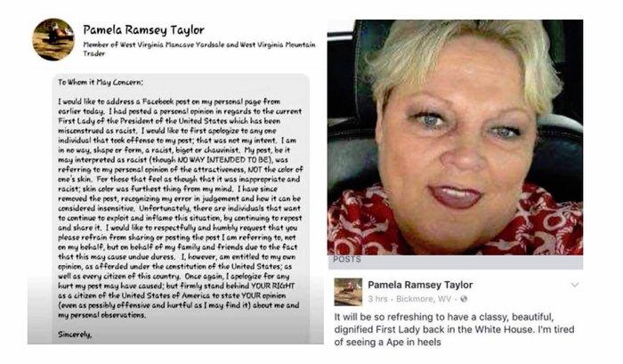 Kύμα οργής για το ρατσιστικό σχόλιο για τη Μισέλ Ομπάμα - εικόνα 5