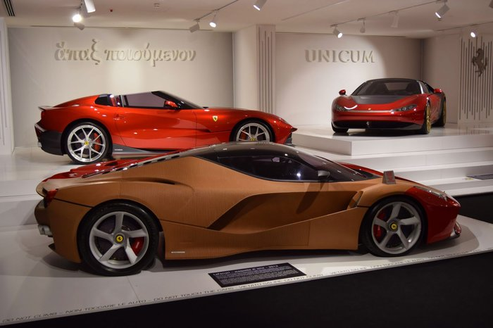 Αυτή είναι η...αρχαιοελληνική Ferrari: «άπαξ ποιούμενον»