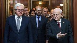 Προκλητικό χουνέρι των Τούρκων στον επόμενο γερμανό πρόεδρο Στάινμαγερ