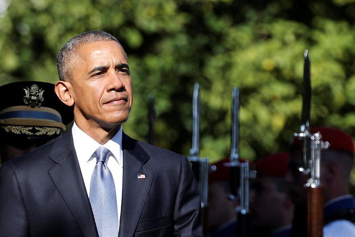 «Να ξέρετε ότι, στον αγώνα σας να πάτε την Ελλάδα μπροστά, θα έχετε πάντα σύμμαχο τις ΗΠΑ» είπε ο αμερικανός πρόεδρος