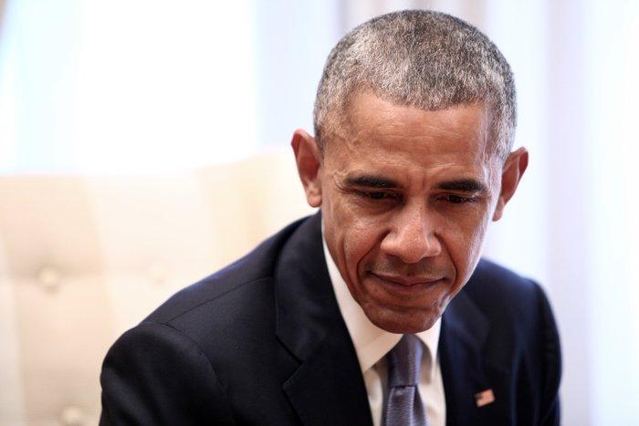 Όπως επίσης έγινε γνωστό από την ελληνική πλευρά, ο Πρόεδρος Ομπάμα είχε σύντομο διάλογο με τους υπουργούς Οικονομίας, κ. Δ. Παπαδημητρίου, και Μεταναστευτικής Πολιτικής Γ. Μουζάλα
