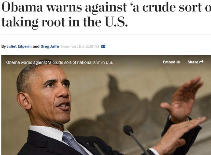 Ξένα ΜΜΕ: Ο Ομπάμα αποχαιρετά την Ευρώπη από την Αθήνα - εικόνα 3