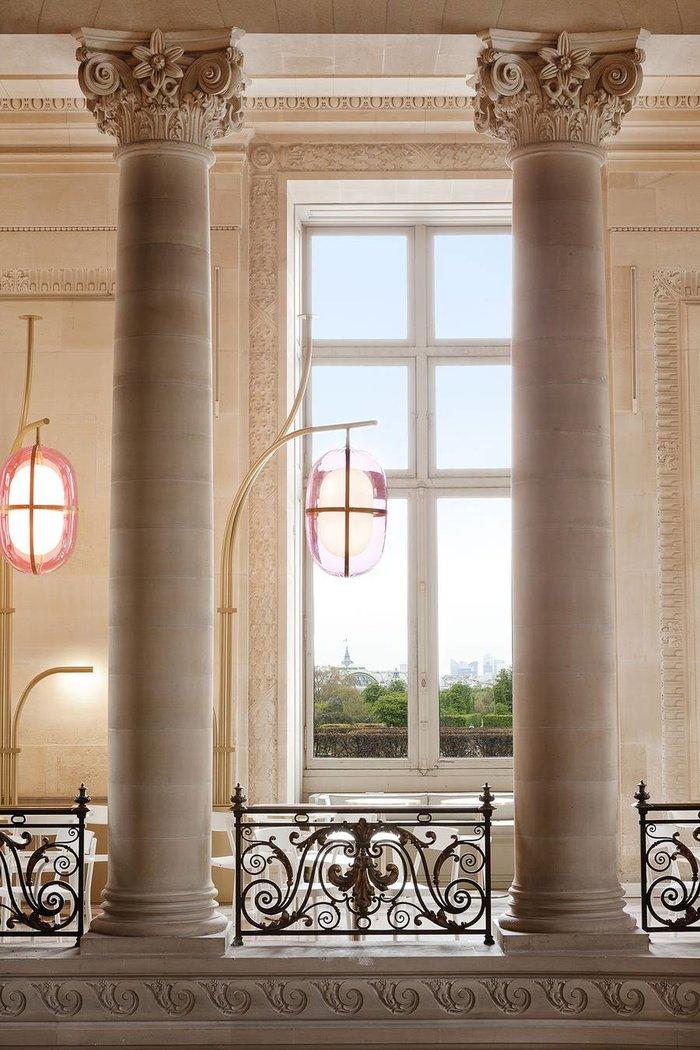 Αυτό είναι το νέο, ανακαινισμένο, cafe του Μουσείου του Λούβρου - εικόνα 2
