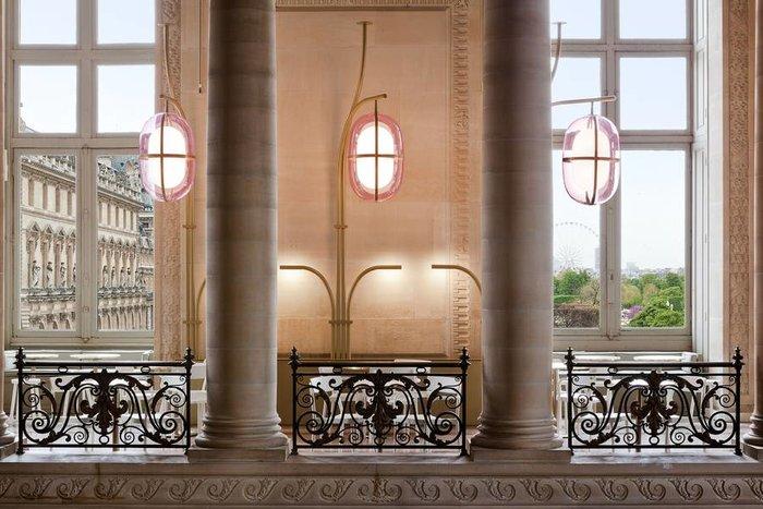 Αυτό είναι το νέο, ανακαινισμένο, cafe του Μουσείου του Λούβρου - εικόνα 4
