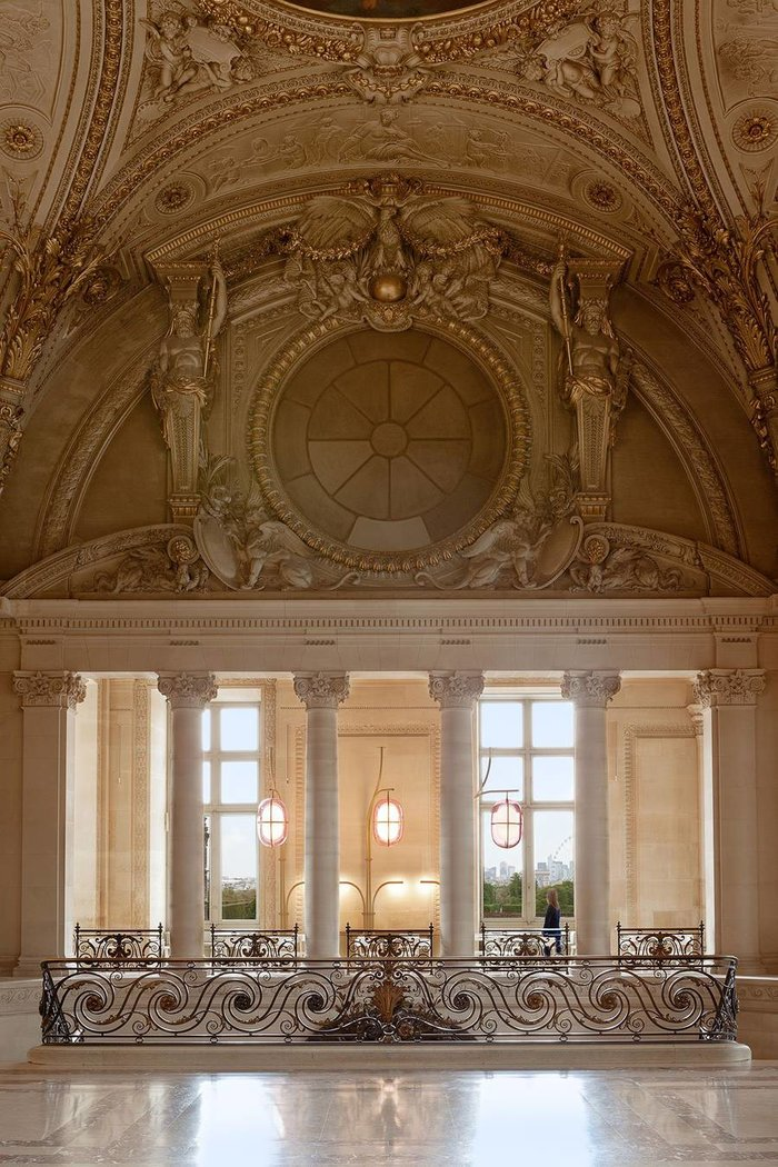 Αυτό είναι το νέο, ανακαινισμένο, cafe του Μουσείου του Λούβρου - εικόνα 5