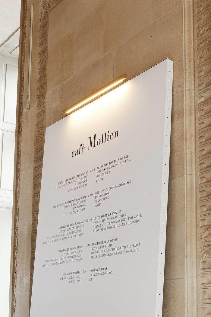Αυτό είναι το νέο, ανακαινισμένο, cafe του Μουσείου του Λούβρου - εικόνα 6