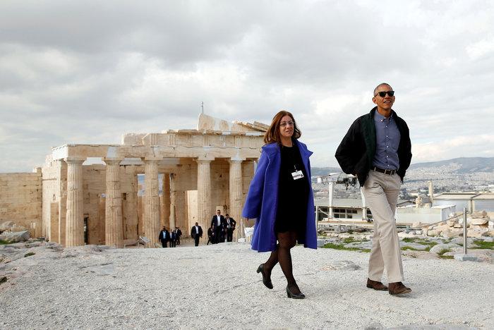 Οταν ο Ομπάμα έκανε το «παιδικό του όνειρο» πραγματικότητα [Εικόνες] - εικόνα 8