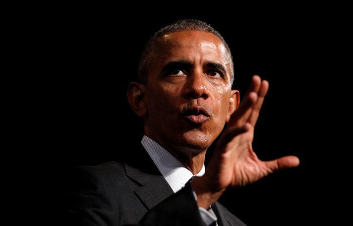 Καρέ καρέ η συγκλονιστική εμφάνιση του Ομπάμα στο Σταύρος Νιάρχος