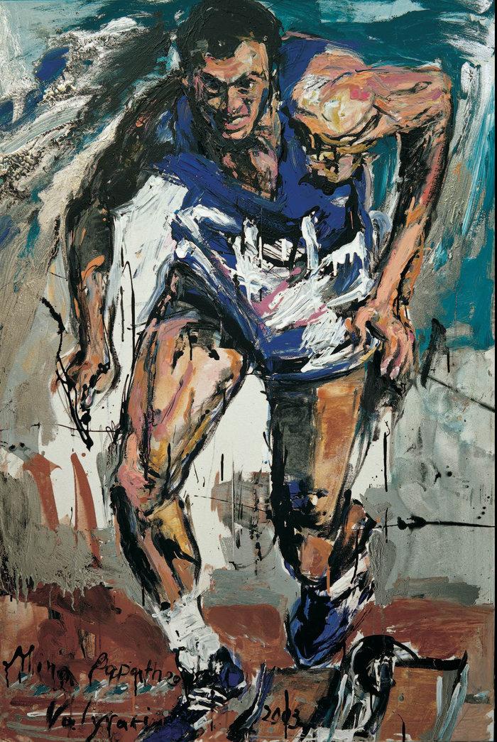Μ. Παπαθεοδώρου-Βαλυράκη: Οι αθλητές της στο ιστορικό Palazzo Giureconsulti