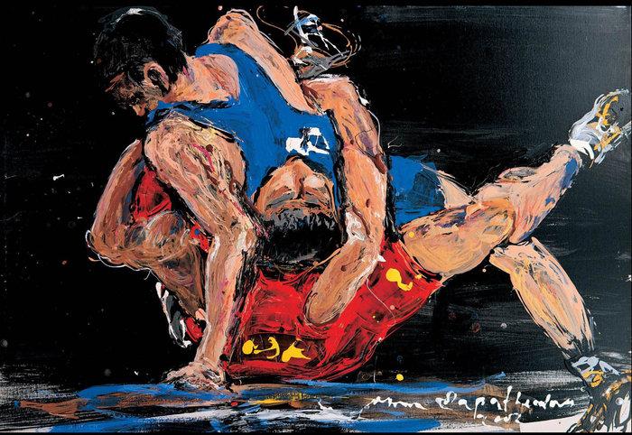 Μ. Παπαθεοδώρου-Βαλυράκη: Οι αθλητές της στο ιστορικό Palazzo Giureconsulti - εικόνα 3