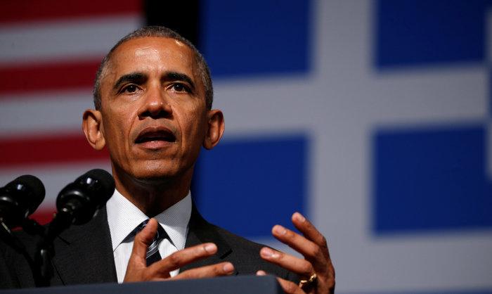 Οι 30 ώρες του Μπαράκ Ομπάμα στην Αθήνα σε 30 φωτογραφίες - εικόνα 21