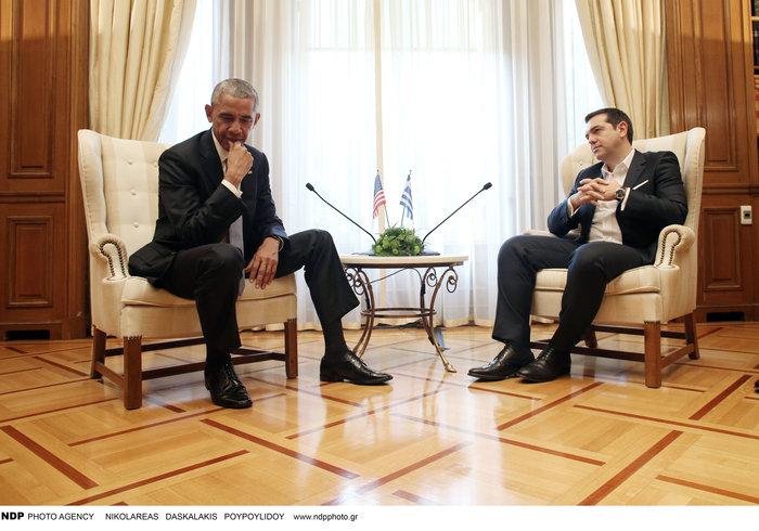 Διπλό «μήνυμα» Ομπάμα στην Ελλάδα για χρέος και μεταρρυθμίσεις - εικόνα 2