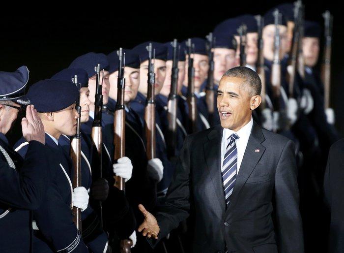 Oμπάμα- Μέρκελ: Το δείπνο στο Hotel Adlon και οι συνομιλίες - εικόνα 2