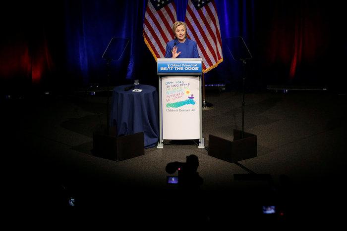 Σοκαριστική εμφάνιση της Χίλαρι Κλίντον μετά την ήττα - εικόνα 5