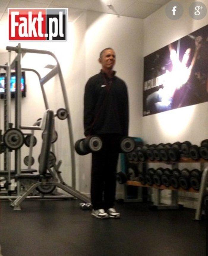 Πρωινή γυμναστική έκανε ο Ομπάμα στο Βερολίνο - εικόνα 3