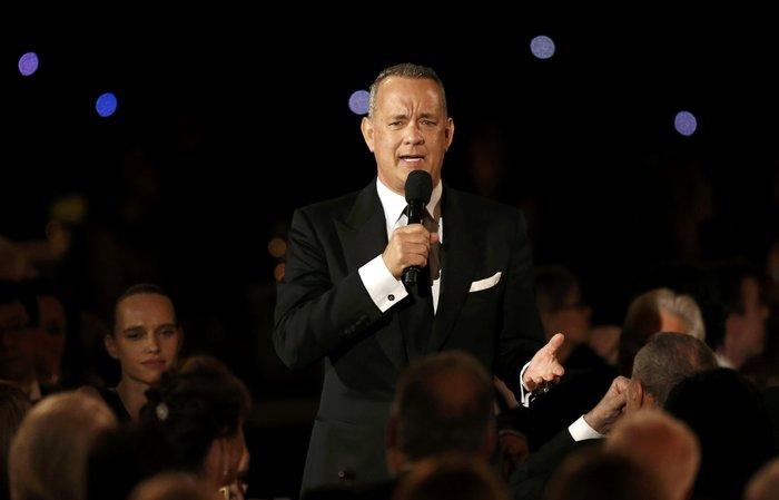 Run, Forrest, run: Διάσημοι «ψηφίζουν» τον Τομ Χανκς για πρόεδρο των ΗΠΑ