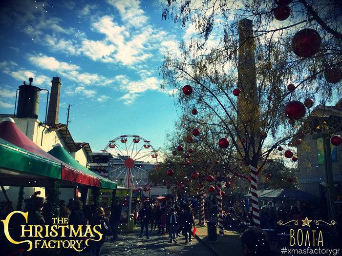 The Christmas Factory: 10 λόγοι για να το επισκεφτείτε