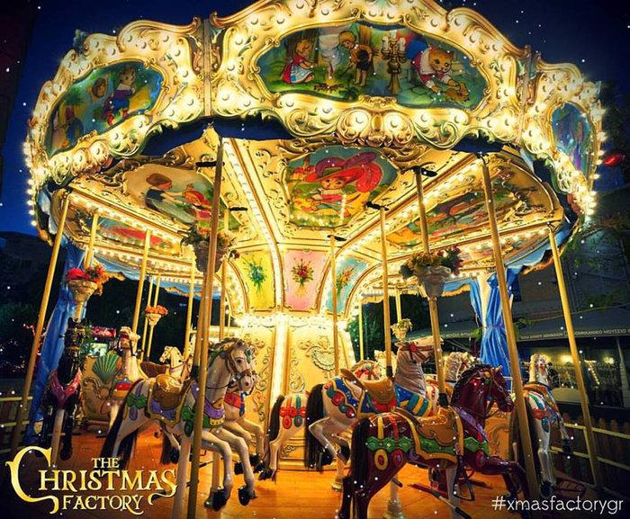 The Christmas Factory: 10 λόγοι για να το επισκεφτείτε - εικόνα 3