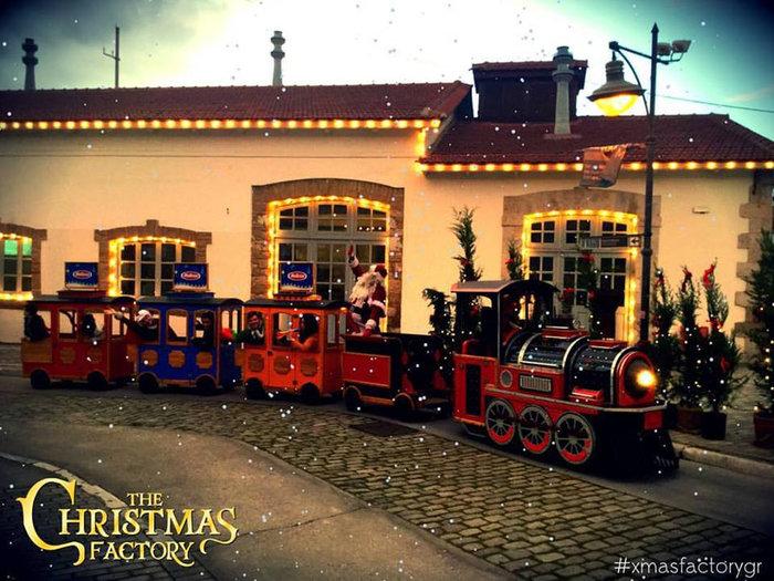 The Christmas Factory: 10 λόγοι για να το επισκεφτείτε - εικόνα 4